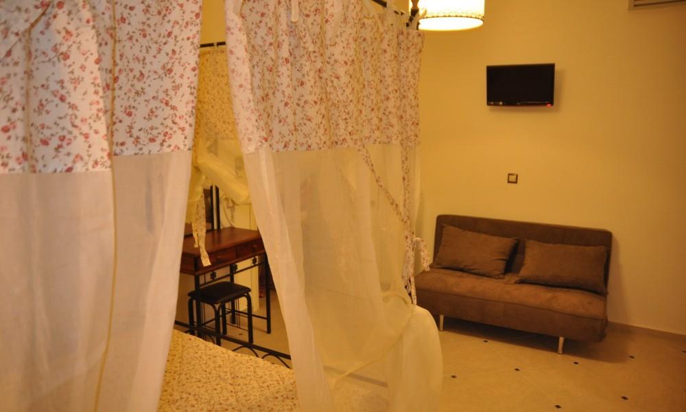 artemis rooms at Pefki, North Evia